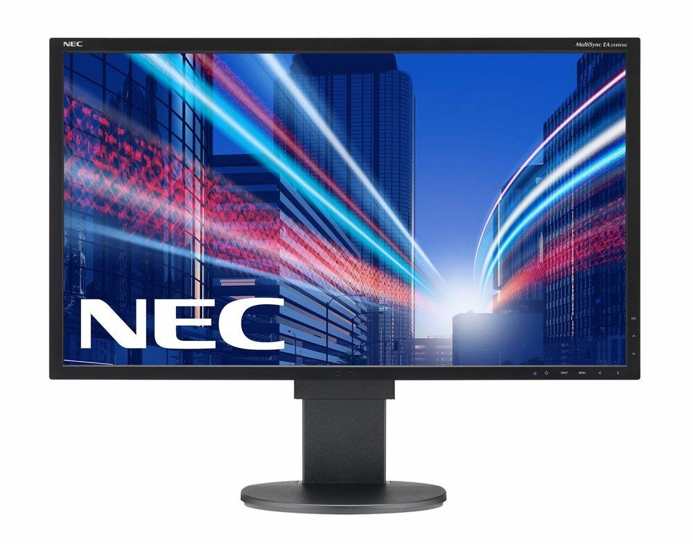 NEC Display Revealed MultiSync EA271Q and P243W, Prices Start at $620