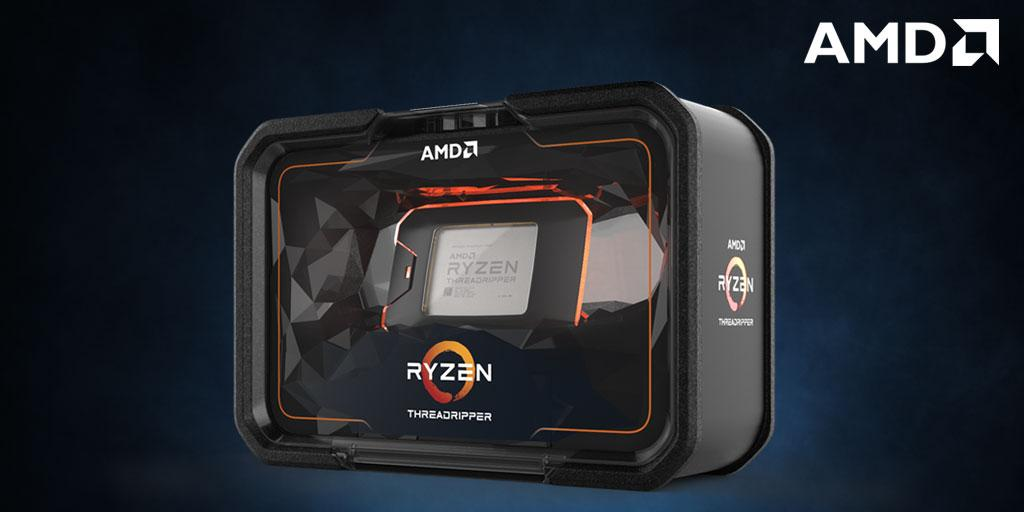AMD Ryzen Threadripper 2970WX and 2920X - AMD Ryzen Threadripper 2970WX and 2920X HEDT Processors Launching on 29th October