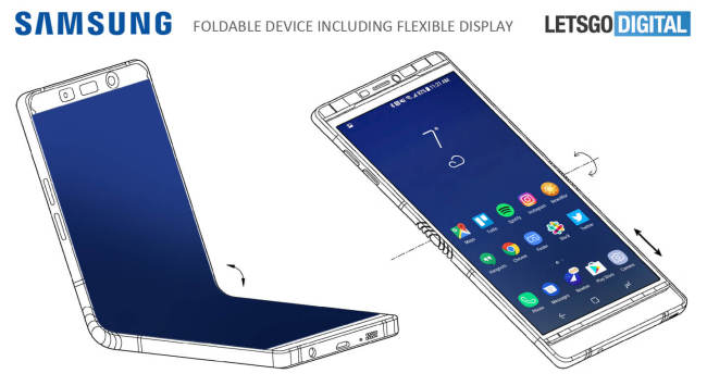 Samsung flexible display - Here's Everything we know about Samsung's foldable phone