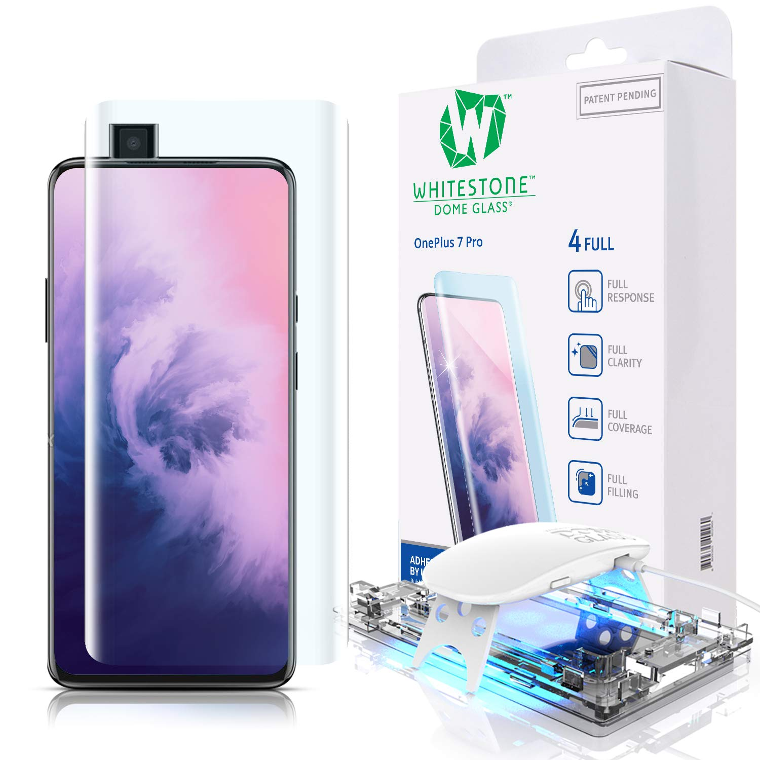 Dome Glass best Screen Guard for Oneplus 7 Pro