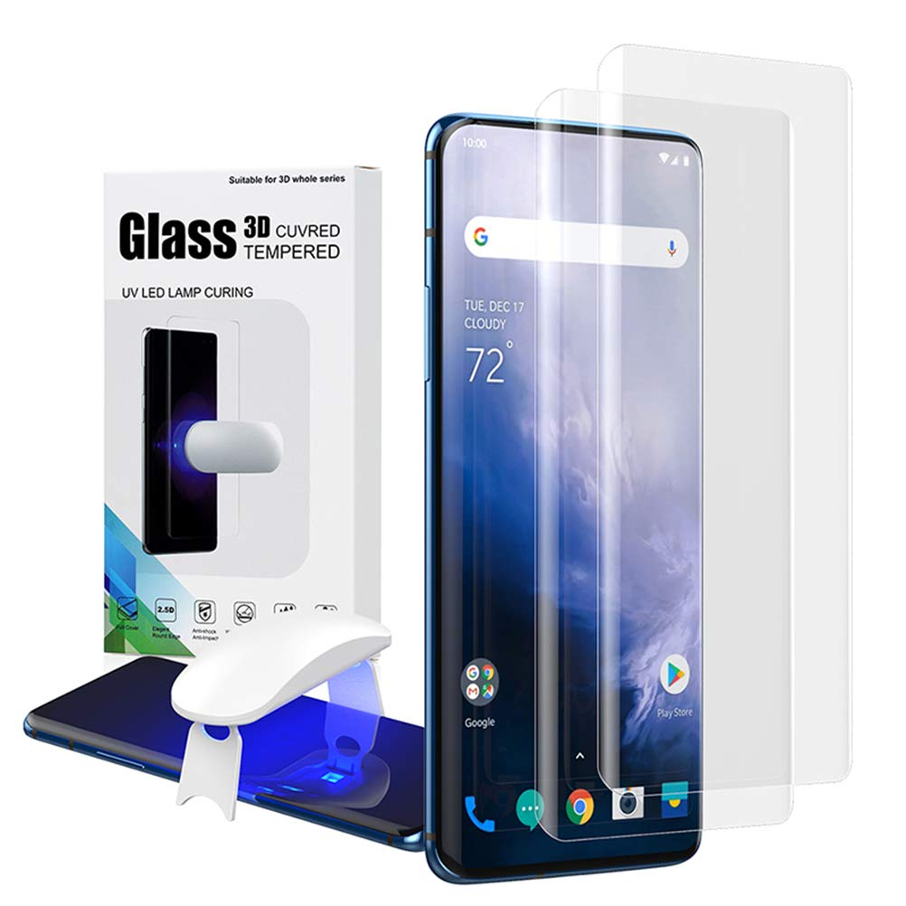 LJMLLC Screen Protector for OnePlus 7 Pro