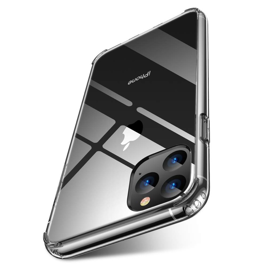 FLOVEME Clear Case for iPhone 11 Pro