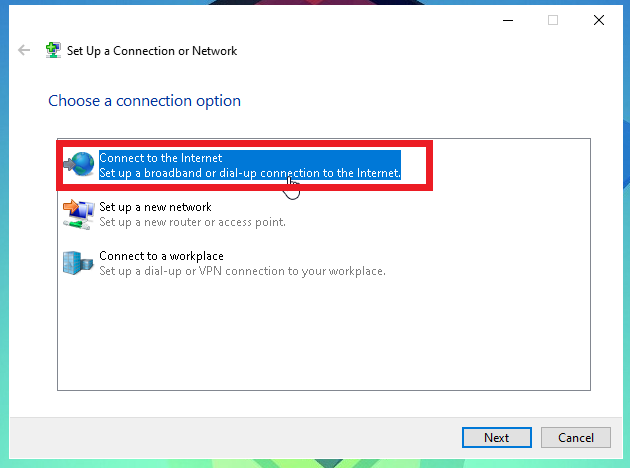 How to connect through wan mini port 2 - What is WAN Miniport and How to connect?