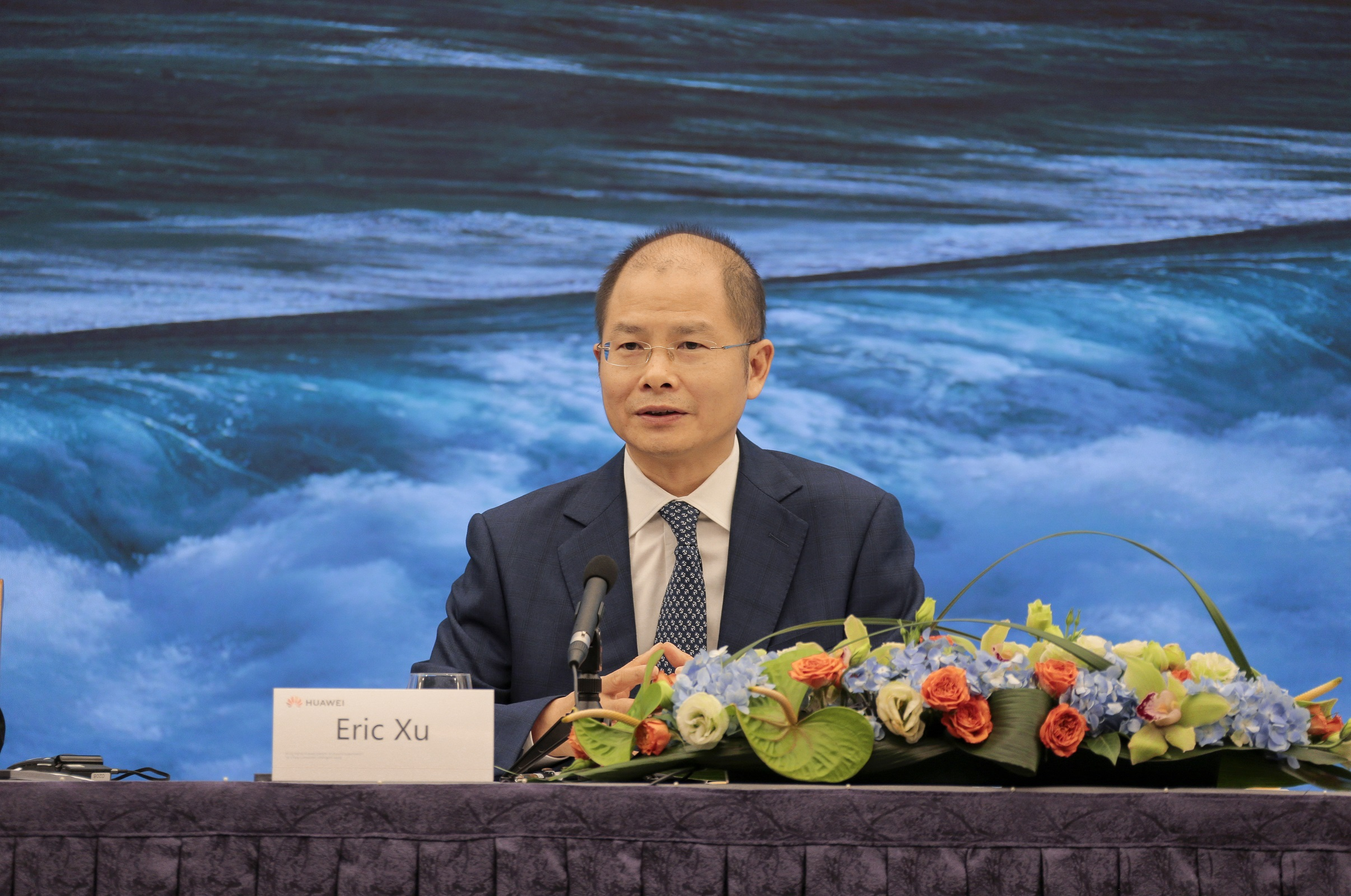 Eric Xu - Huawei releases its 2019 Annual Report
