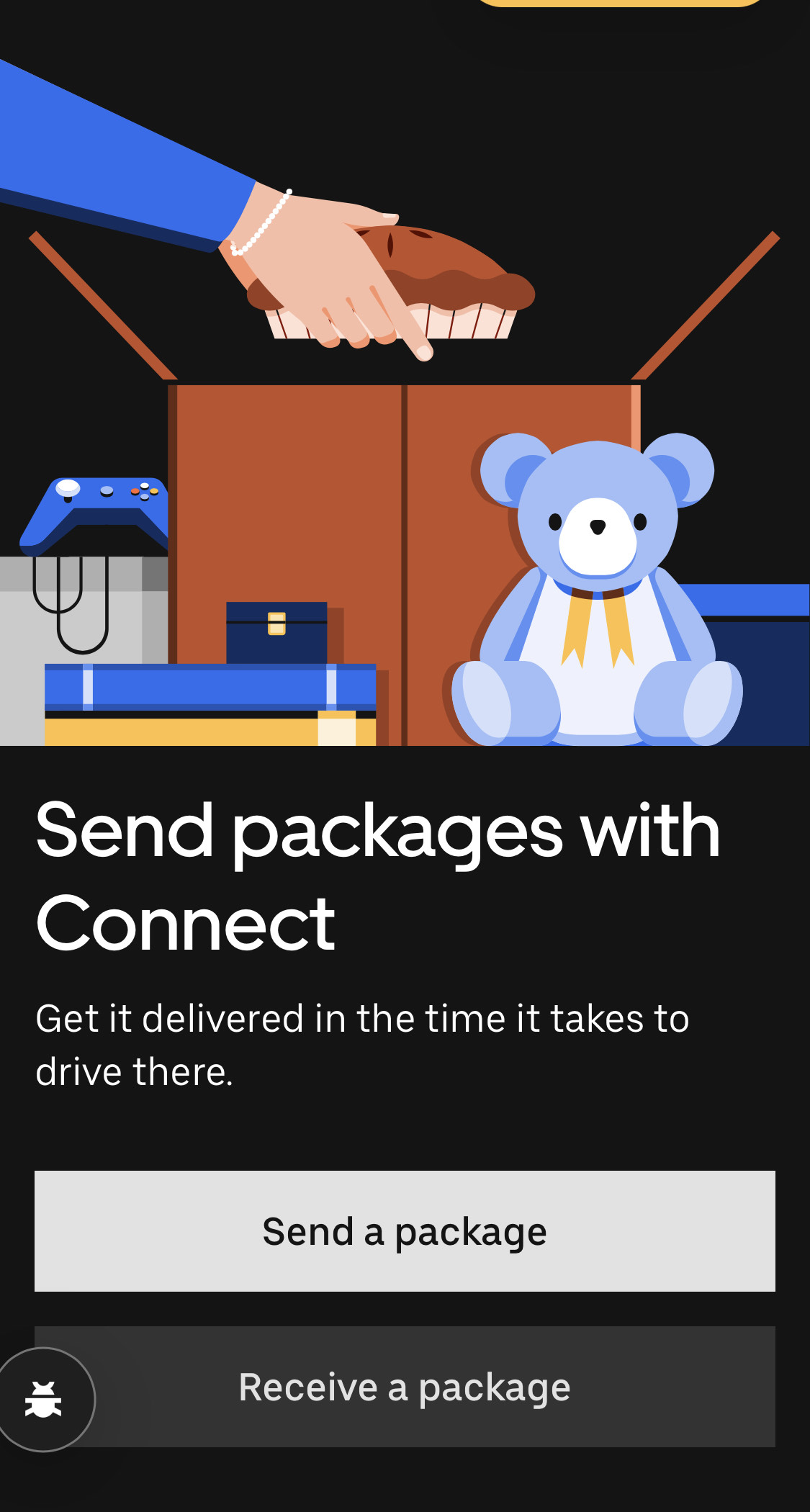 IMG 1025 - Uber Connect provides ease and new earning opportunities