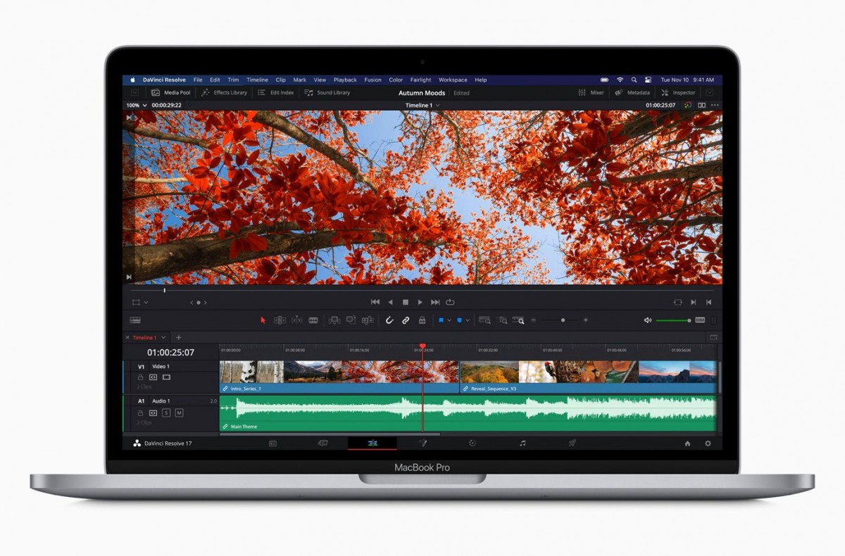 gsmarena 001 - MacBook Pros 2021 won't have Touch Bar, but a new design and MagSafe connector