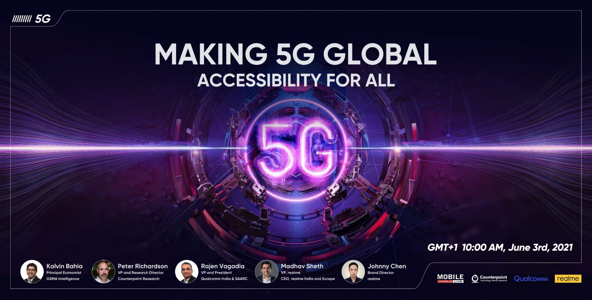 Artwork 1 1 - Realme 5G Summit Ends with a Commitment to Bring 5G Phones to 100 Million Young Consumers in Next Three Years