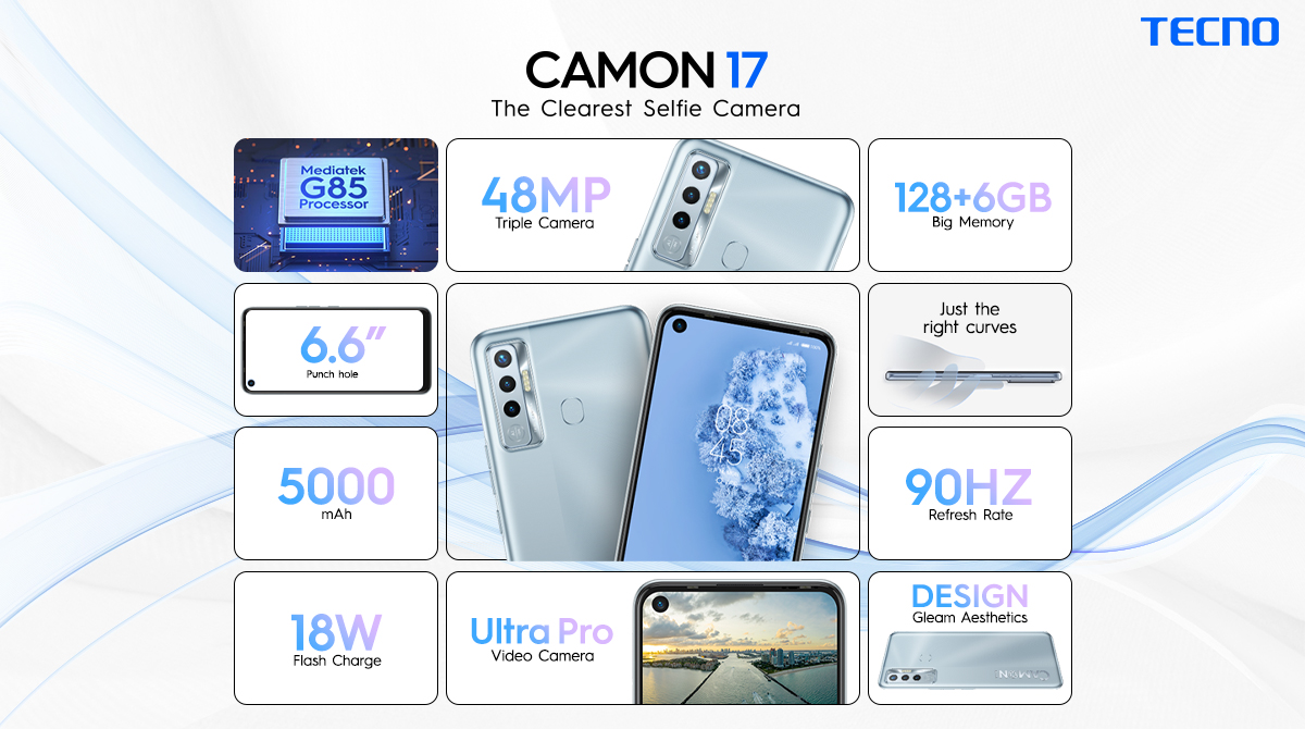 Artwork 3 2 - The Unveiling OF CAMON 17 From a Tech Guru's POV!
