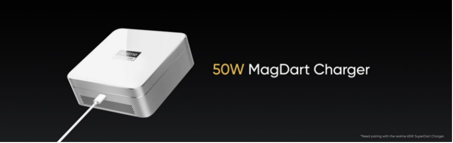 Artwork 3 - Realme Launches World's Fastest Magnetic Wireless Charging MagDart, Being the Industry Pioneer to Build a Magnetic Ecosystem